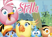 Angry Birds Stella