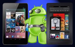 Dominasi iPad Mulai Terkikis Tablet Android