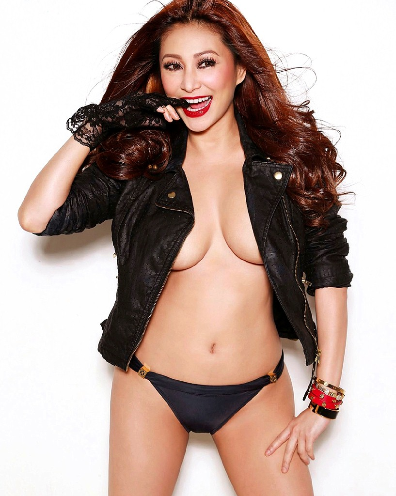 Agree, Rufa mae quinto in a thong bikini something is