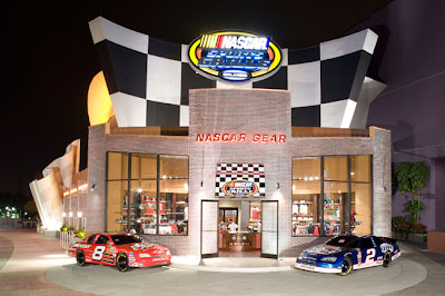 City Walk Orlando Nascar Restaurante