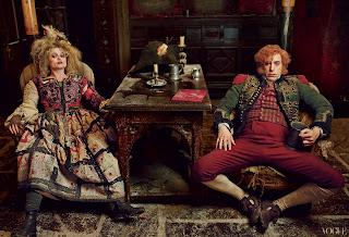 Les Misérables Sacha Baren Cohen Helena Bonham Carter