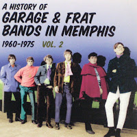V.A. - A History Of Garage & Frat Bands In Memphis Vol. 2