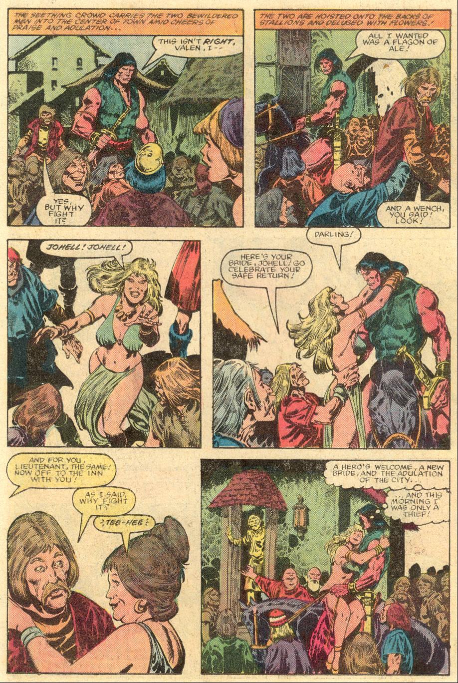 Conan the Barbarian (1970) Issue #143 #155 - English 14