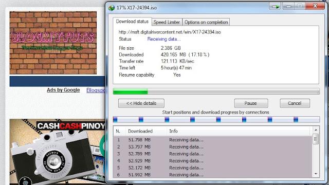 Windows 7 SP1 32/64 bit ISO Direct LINK Fast Download | GeekTutorial