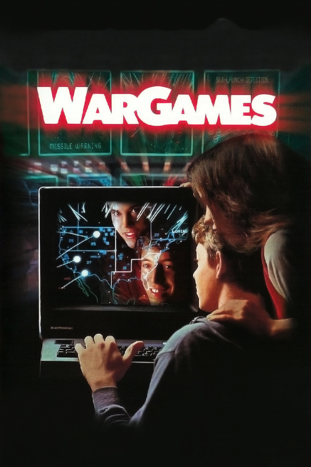 Williams film review john badham double feature wargames and short