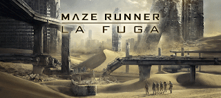 Al cinema dal 15 ottobre 2015 Maze Runner - La fuga