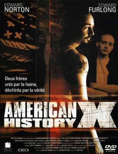 Ver Historia Americana X (American History X) (1998) Online