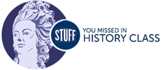 Logo for Stuff You Missed In History Class logo