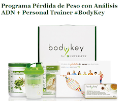 Kit BodyKey Análisis Genético