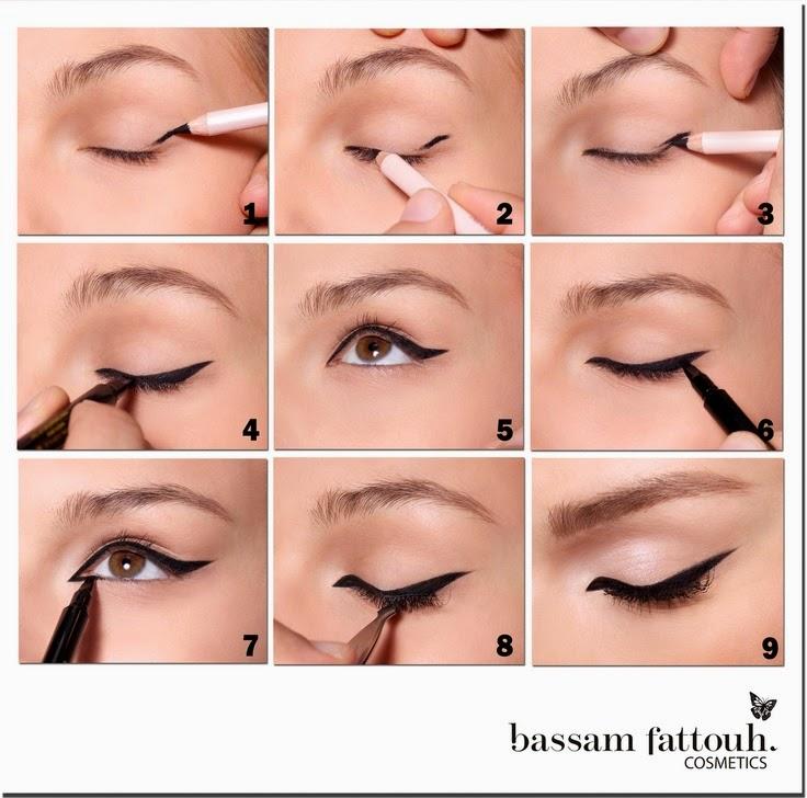 Eyeliner Tutorials | Tips Webs