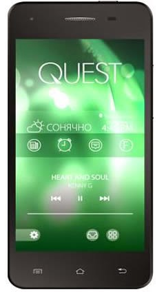 Qumo Quest 402 Android