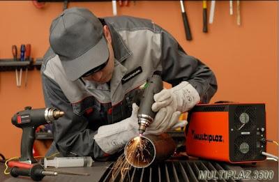 Hướng dẫn cắt với thiết bị hàn cắt đa năng Multiplaz