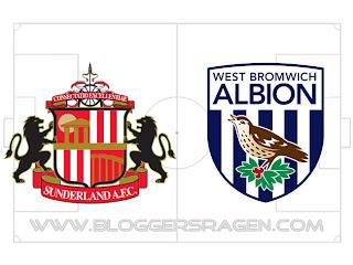 Prediksi Pertandingan Sunderland vs West Bromwich Albion
