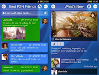 playstation app screen 1 PlayStation App Is Released For Android & iOS
