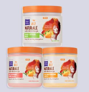 undercover cheapskate free sample of au naturale hair