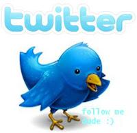 Cara membuat widget twitter follower
