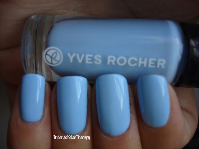Yves Rocher - Bleu Aqua - Aqua Blue