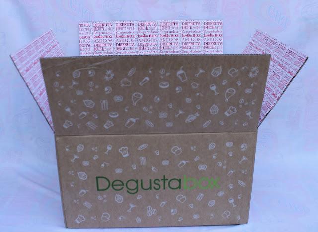 Caja mensual degustabox Diciembre