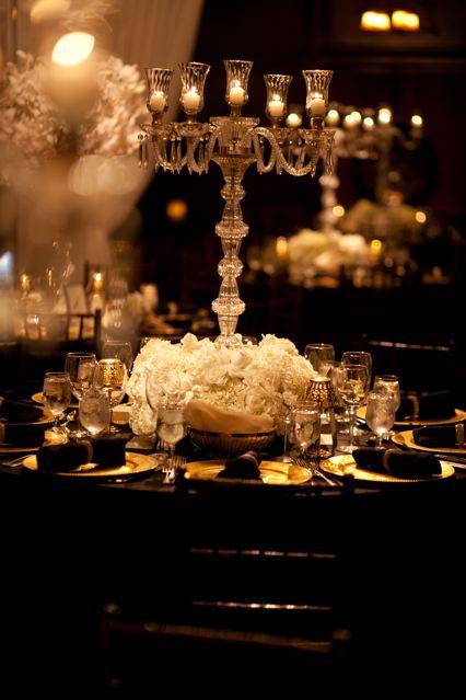 Stunning wedding at Cicada Los Angeles