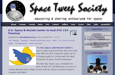 Space Tweep Society