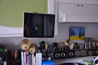 iMagnet in the kitchen