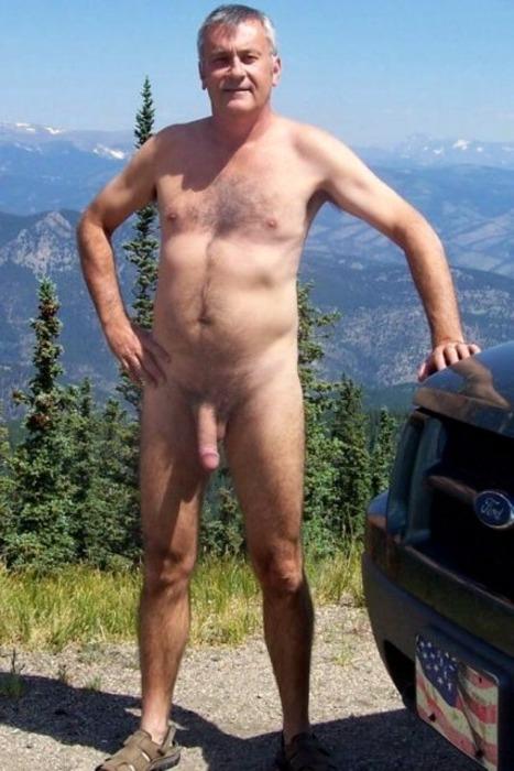 Gay Silverdaddies Nude