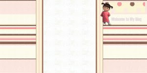 Free Blogger Template Cutey Boo