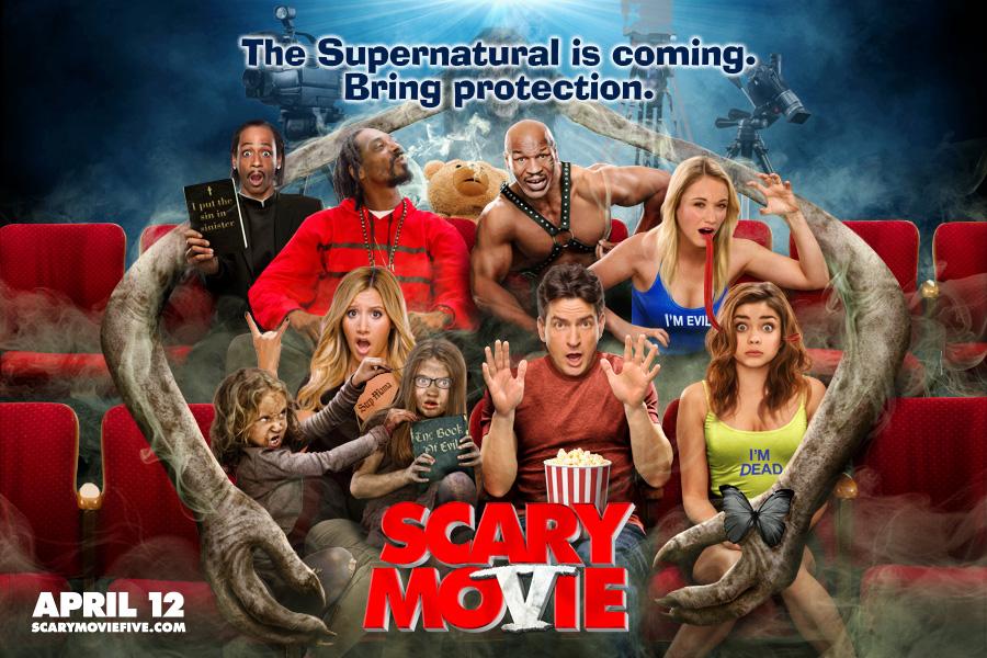 Scary Movie 5 Full Movie
