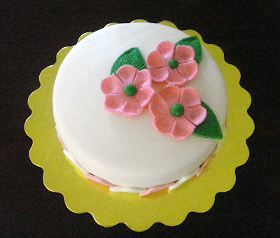 Mini Torta decorada