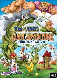 La Gigante Aventura de Tom y Jerry Poster