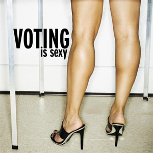 sexy election day