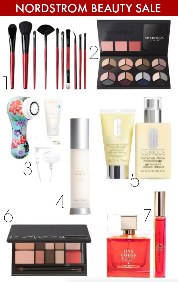 Nordstrom Anniversary Sale - Great Beauty Deals