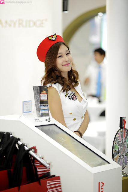 5 Hwang In Ji at SIDEX 2012-very cute asian girl-girlcute4u.blogspot.com