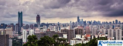 Foto Gedung Pencakar Langit yang Indah - Kujelajahi.com