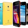 Spesifikasi dan Harga Asus Zenfone 4 A450CG, Android KitKat Dual Core RAM 1 GB