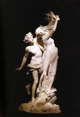 Apollo chases Daphne
