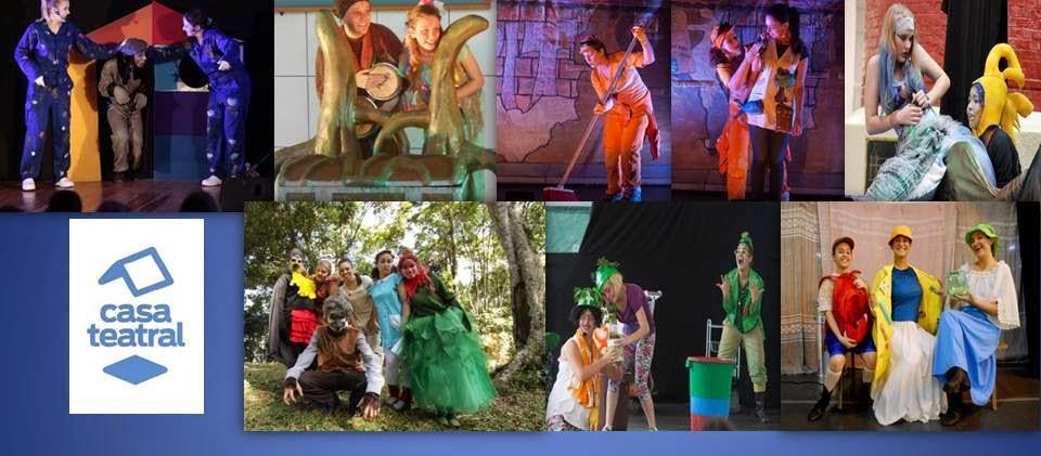 Educação Ambiental e Teatro