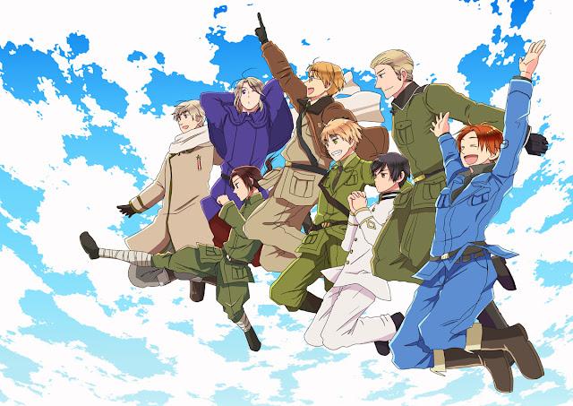 Anime: hetalia