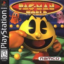 Pac Man World   PS1