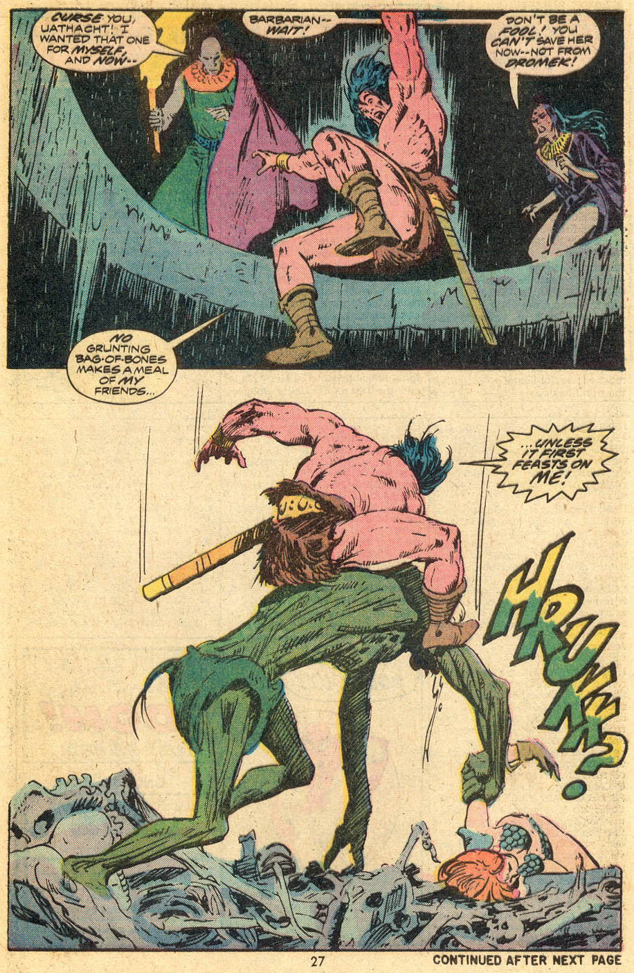 Conan the Barbarian (1970) Issue #43 #55 - English 16