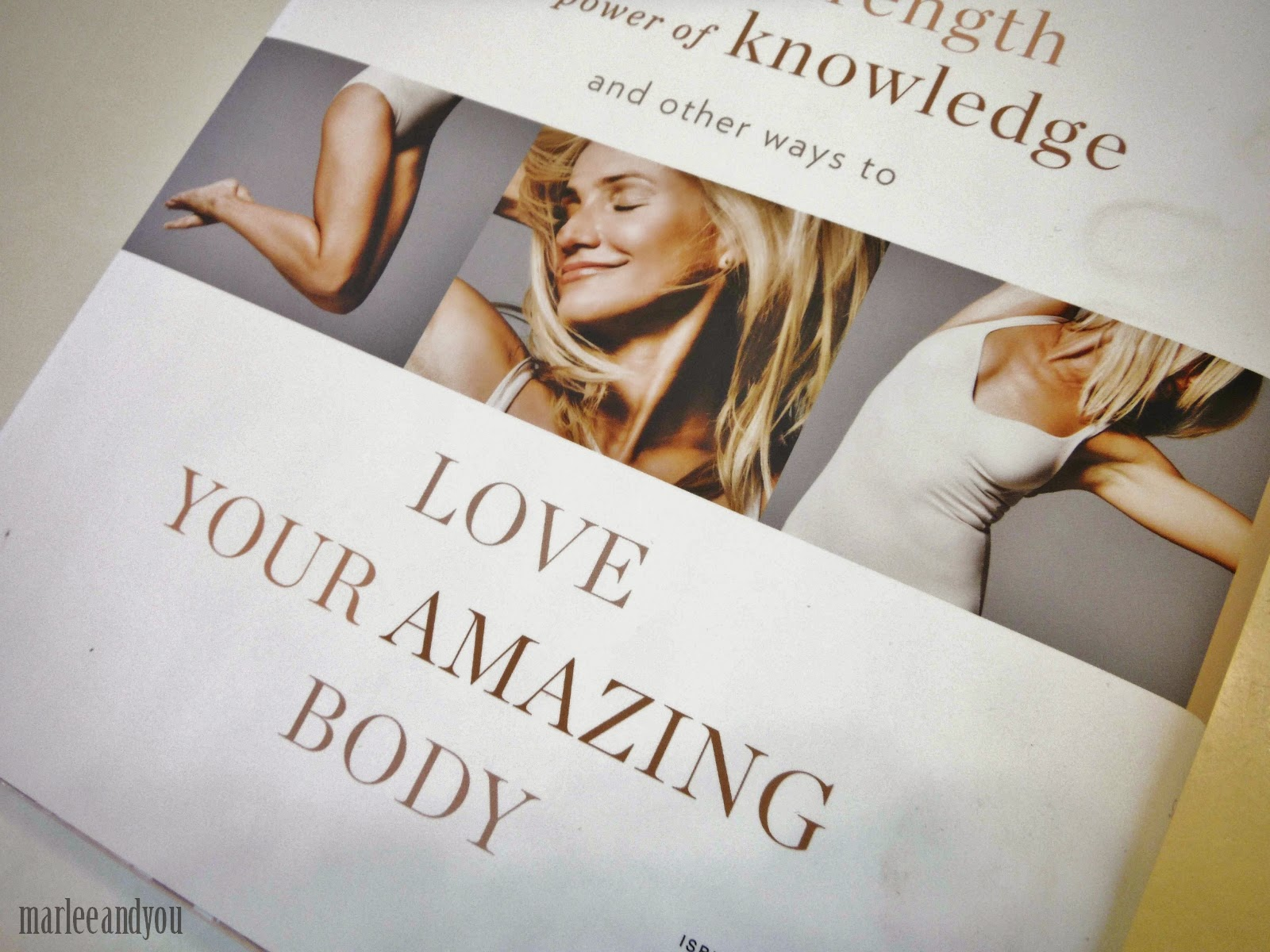 the body book review | marlee and you