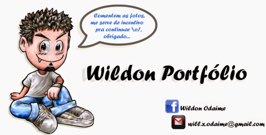 Wildon Odaime - Portfólio de Desenhos.