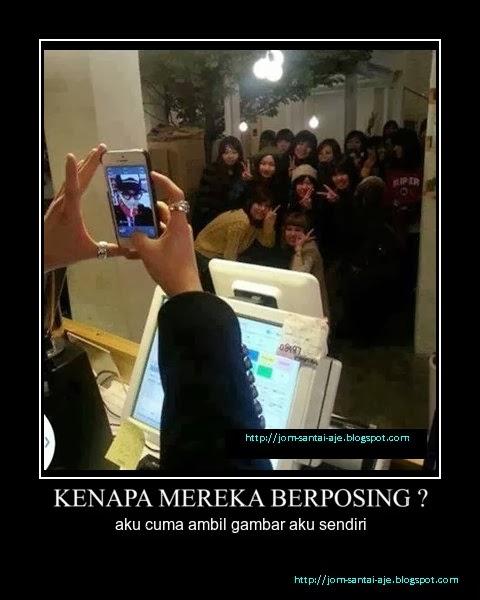 KENAPA MEREKA BERPOSING ?