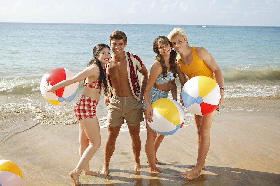 Disney Teen Beach Movie