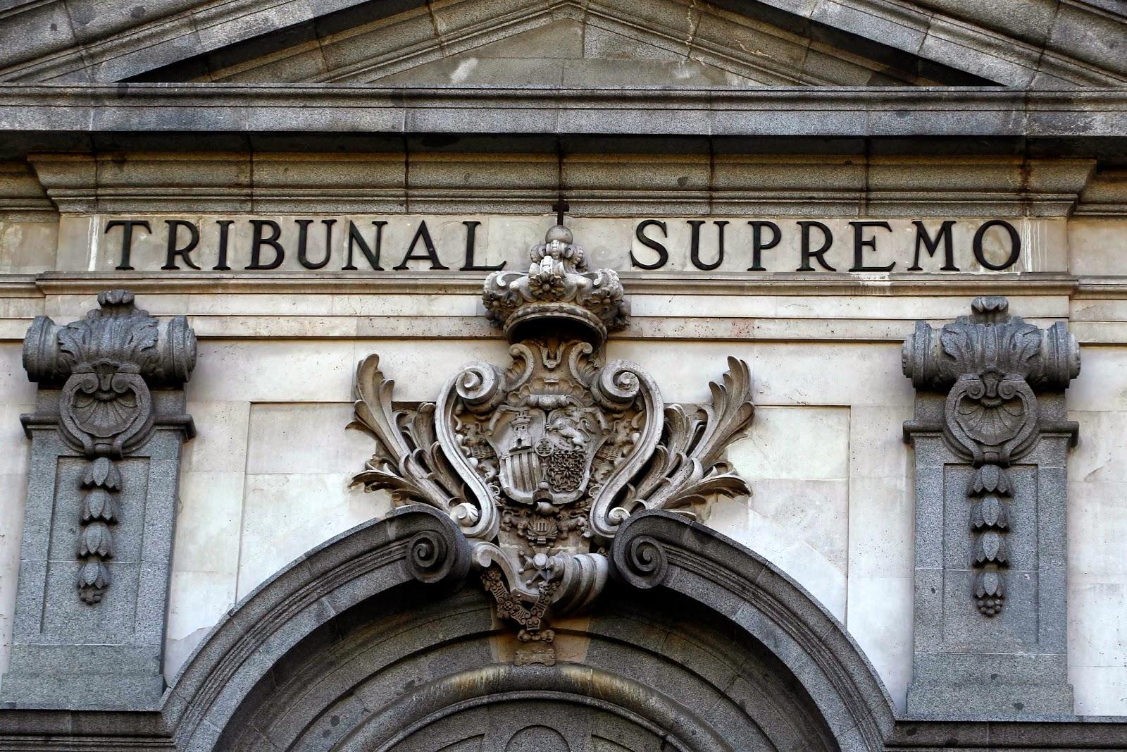 Tribunal Supremo cláusula suelo