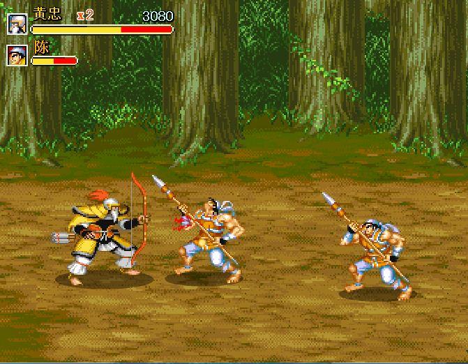 เกมตำนานสามก๊ก Capcom