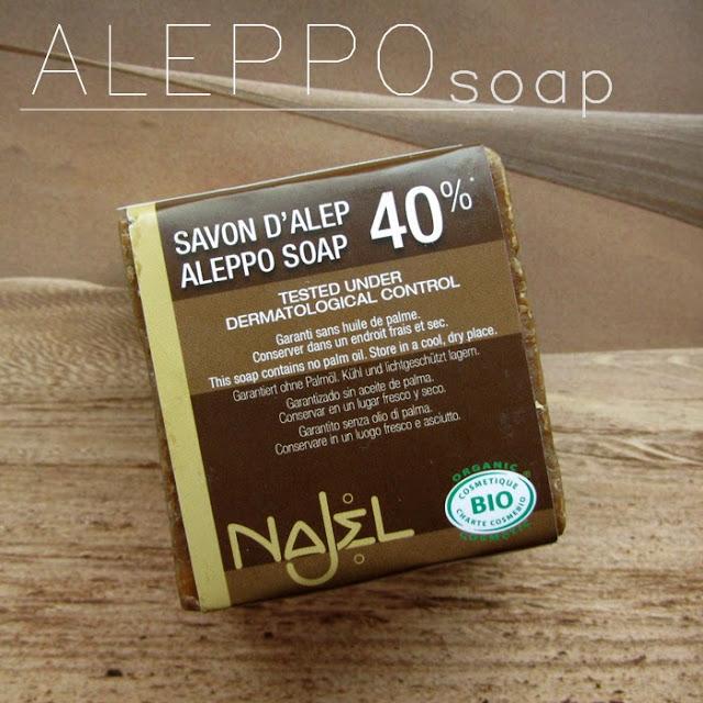 Mydło z Aleppo / moje ulubione ♥