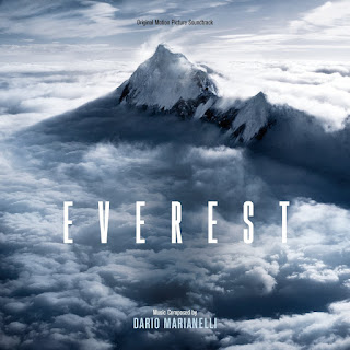 Everest Soundtrack by Dario Marianelli