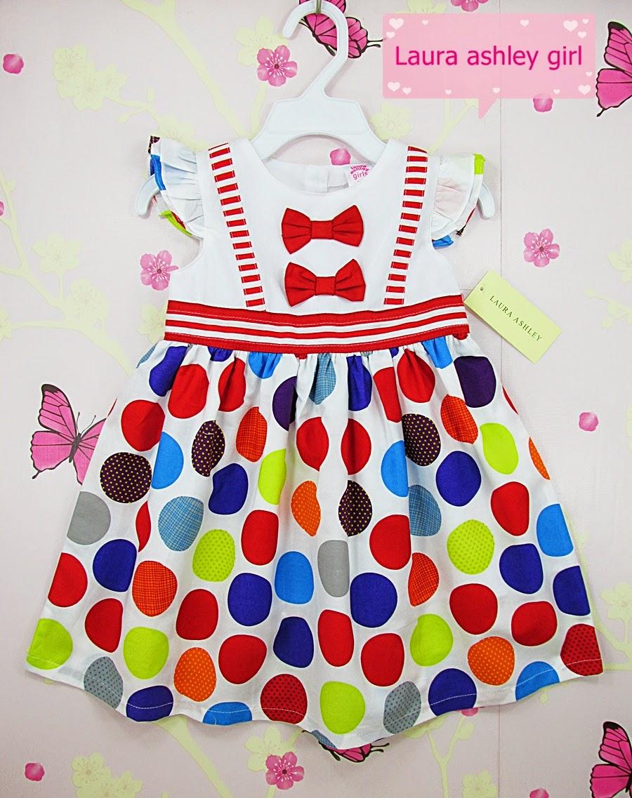 New arrival : Wholesale carter's, wholesale gymboree, wholesale Laura Ashley girl dress @25 RM
