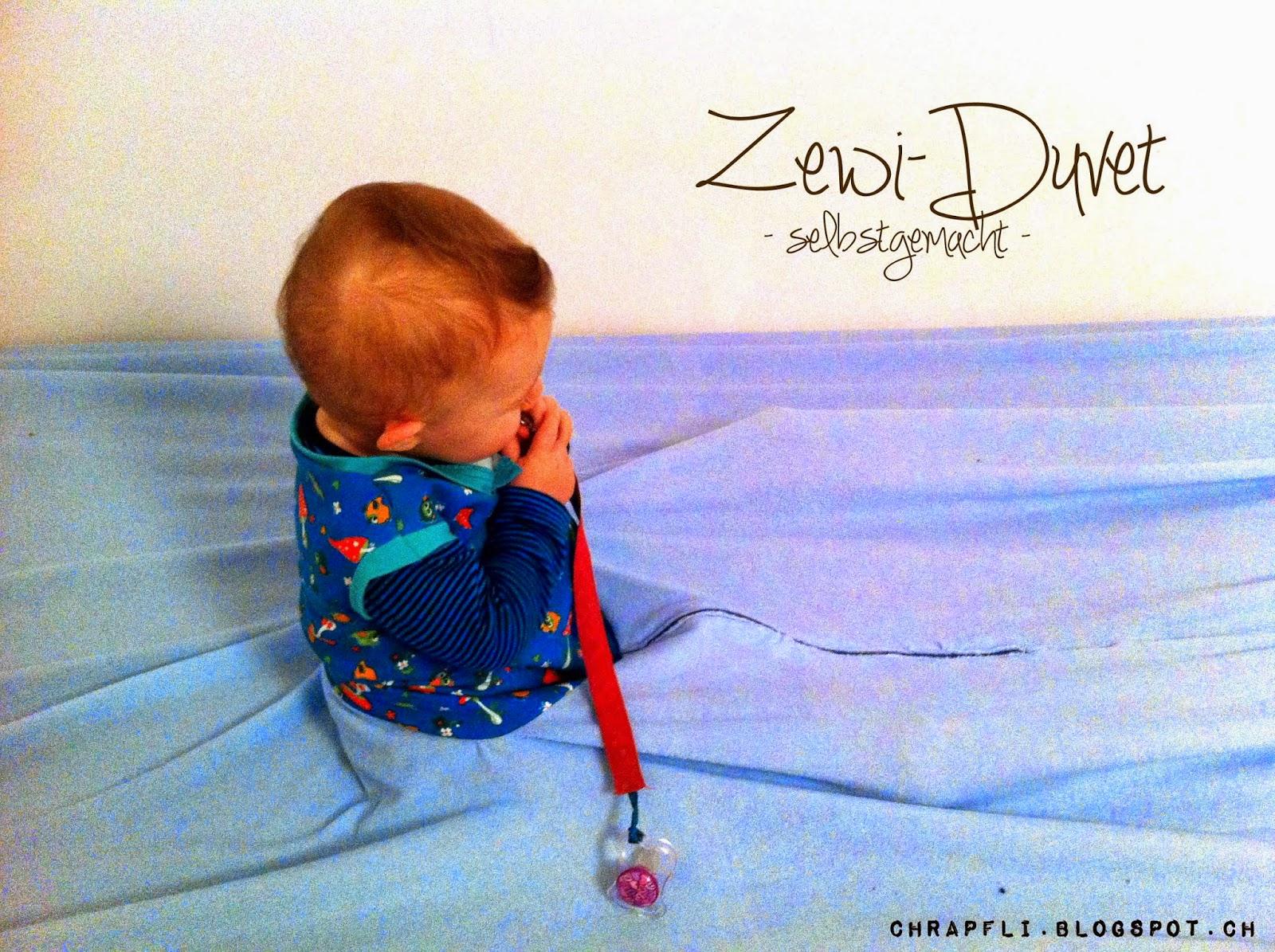 Anleitung Zewi Decke selber nähen